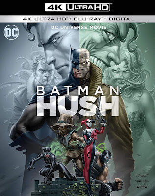 Batman Hush 2019 Dvd