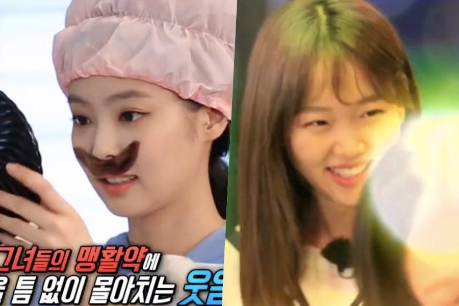 Jennie Của Blackpink Và Jin Ki Joo Đánh Bại Cái Nóng Mùa Hè