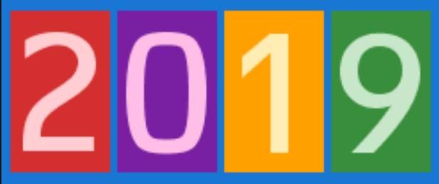 Tahun 1990 Hingga Tahun 2019 Dalam Bahasa Arab