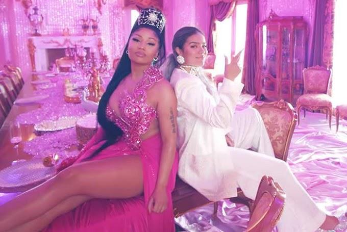 [SB-VIDEO] KAROL G & Nicki Minaj - Tusa