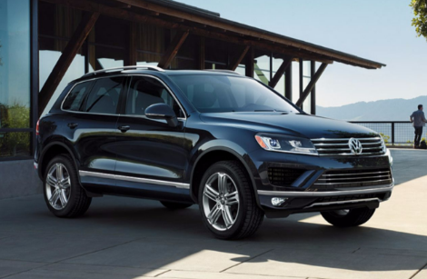 2018 VW Touareg design,Release date and price