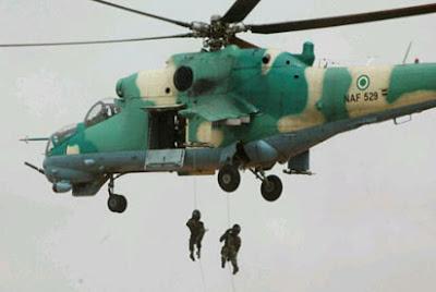 Baga: Sojoji, Sojojin Sama sun kashe 'yan kungiyar Boko Haram fiye da 100
