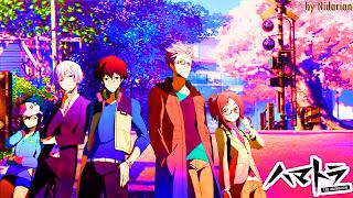 Download Hamatora The Animation Episode 01-12 [END] Batch Subtitle Indonesia