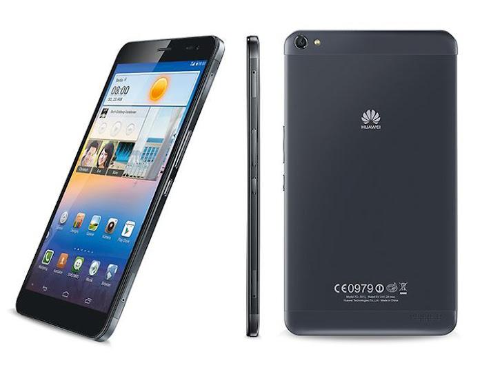 Huawei MediaPad X1, Layar Full HD, Dukung Jaringan LTE