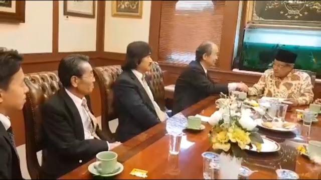 Alhamdulillah, PBNU Kembali Bimbing Warga Jepang Jadi Mualaf