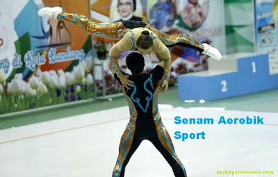 Senam Aerobik Sport - berbagaireviews.com