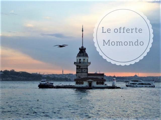Le offerte migliori di Momondo - torre leandro istanbul
