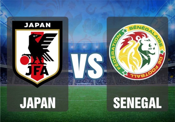 Japan vs Senegal - 2018 World Cup