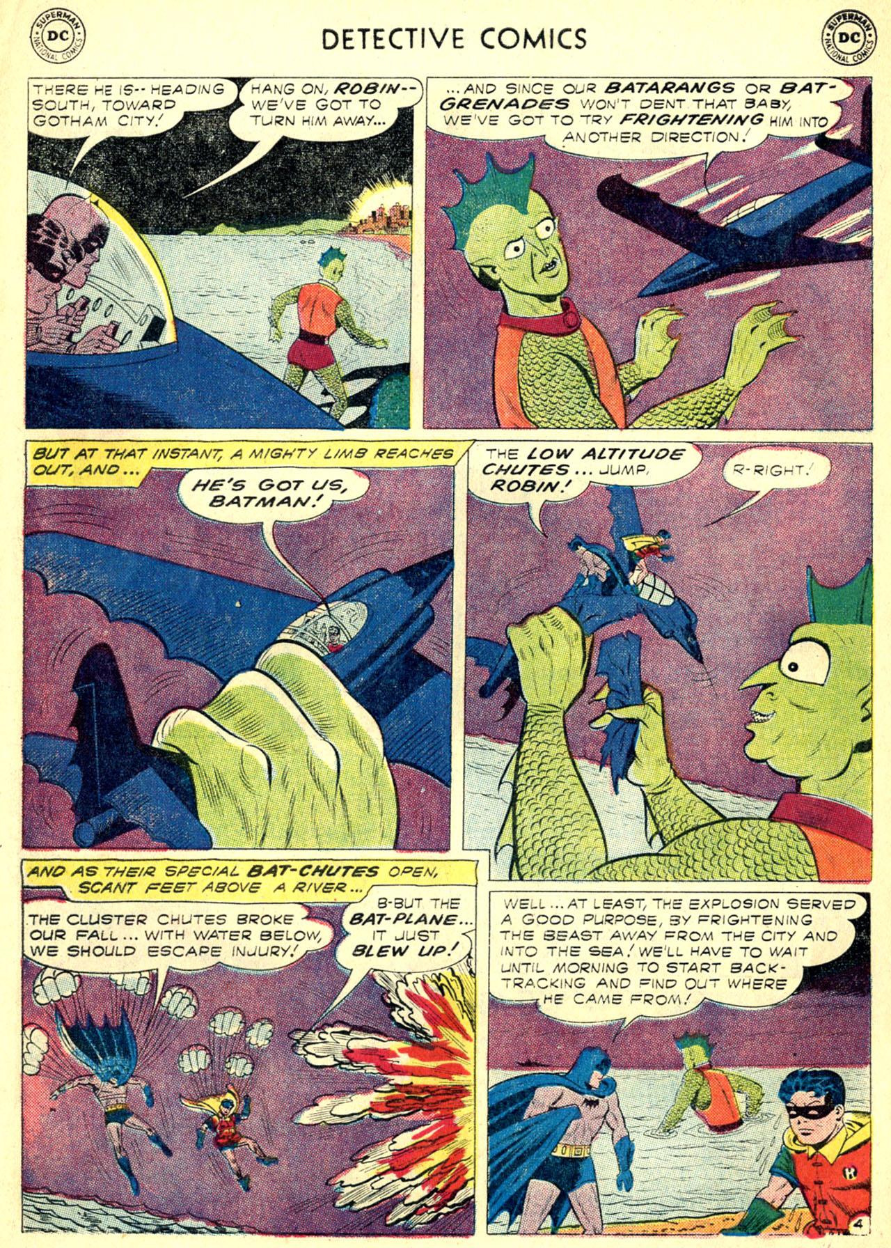 Read online Detective Comics (1937) comic -  Issue #270 - 6