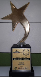 PAYBACK India wins the Best Loyalty Program 2017 award at CMO Asia 'National Awards for Marketing Excellence'