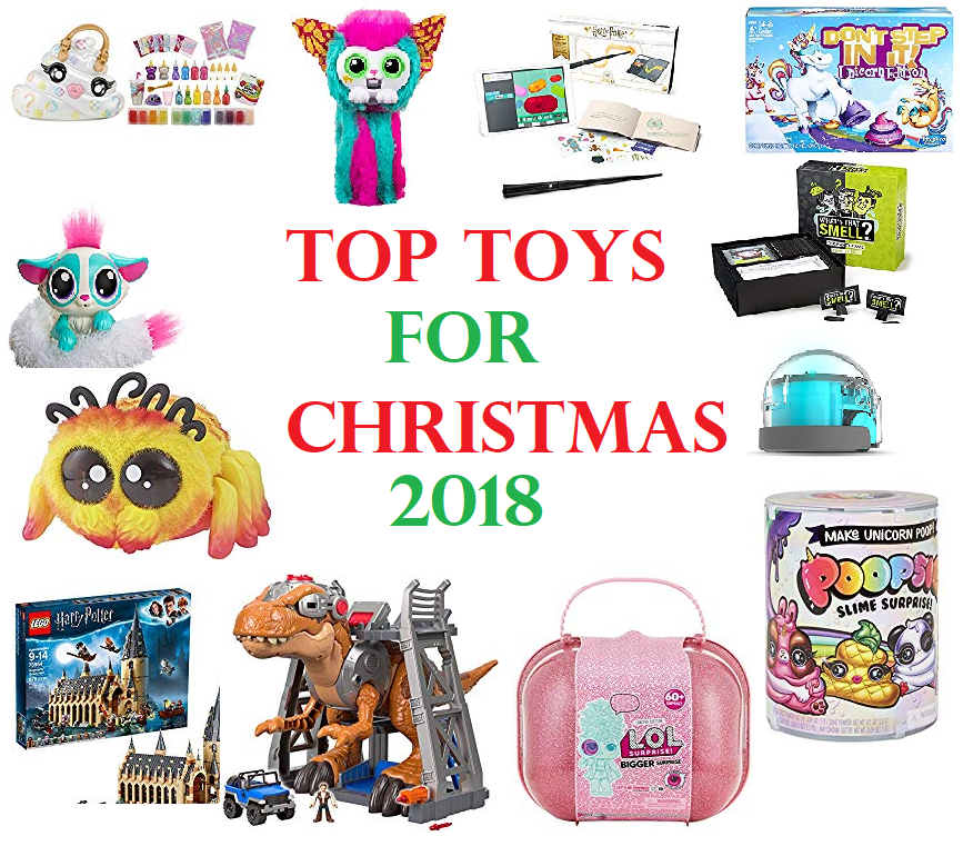 Back Road Momma Amazon S Top Toys For 2018 Holiday Season