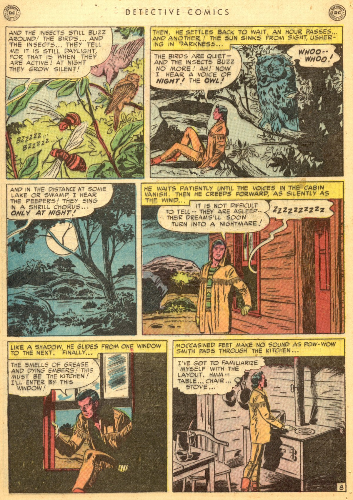 Read online Detective Comics (1937) comic -  Issue #170 - 46