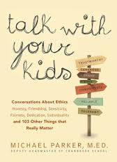 Book Talk With Your Kids By Michael Parker