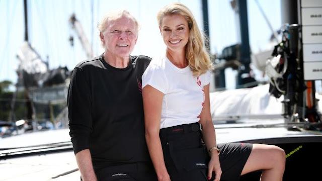 Miliarder Tua Dengan Istri Muda, Cantik Dan Seksi