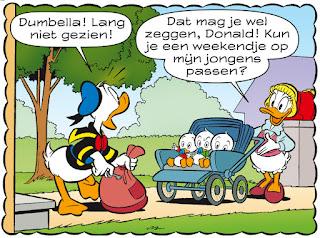 Della Duck storia olandese