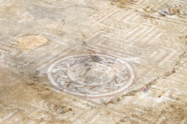 Roman era gymnasium found in ancient city of Laodicea