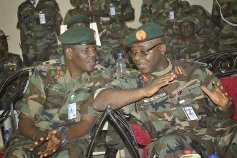 nigerian army commanders boko haram