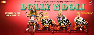 motion poster of Dolly Ki Doli