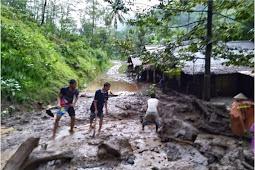 Bencana Tanah Longsor Terjadi  di Beberapa Wilayah Jepara