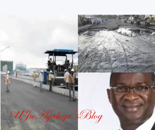 Apapa road to be shut down for one year as N4.34 billion reconstruction begins
