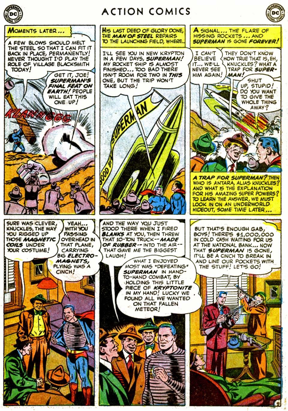 Action Comics (1938) 161 Page 10