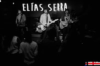 Elías Serra y Lucas Colman en Boite Live