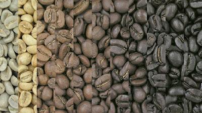 Rang gia công cafe