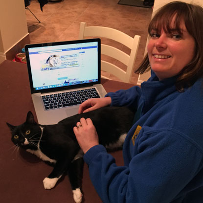 The diary of a social media volunteer at Cats Protection