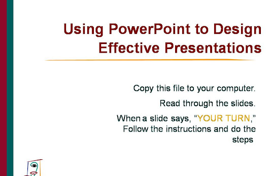 Effective Presentations Part 1