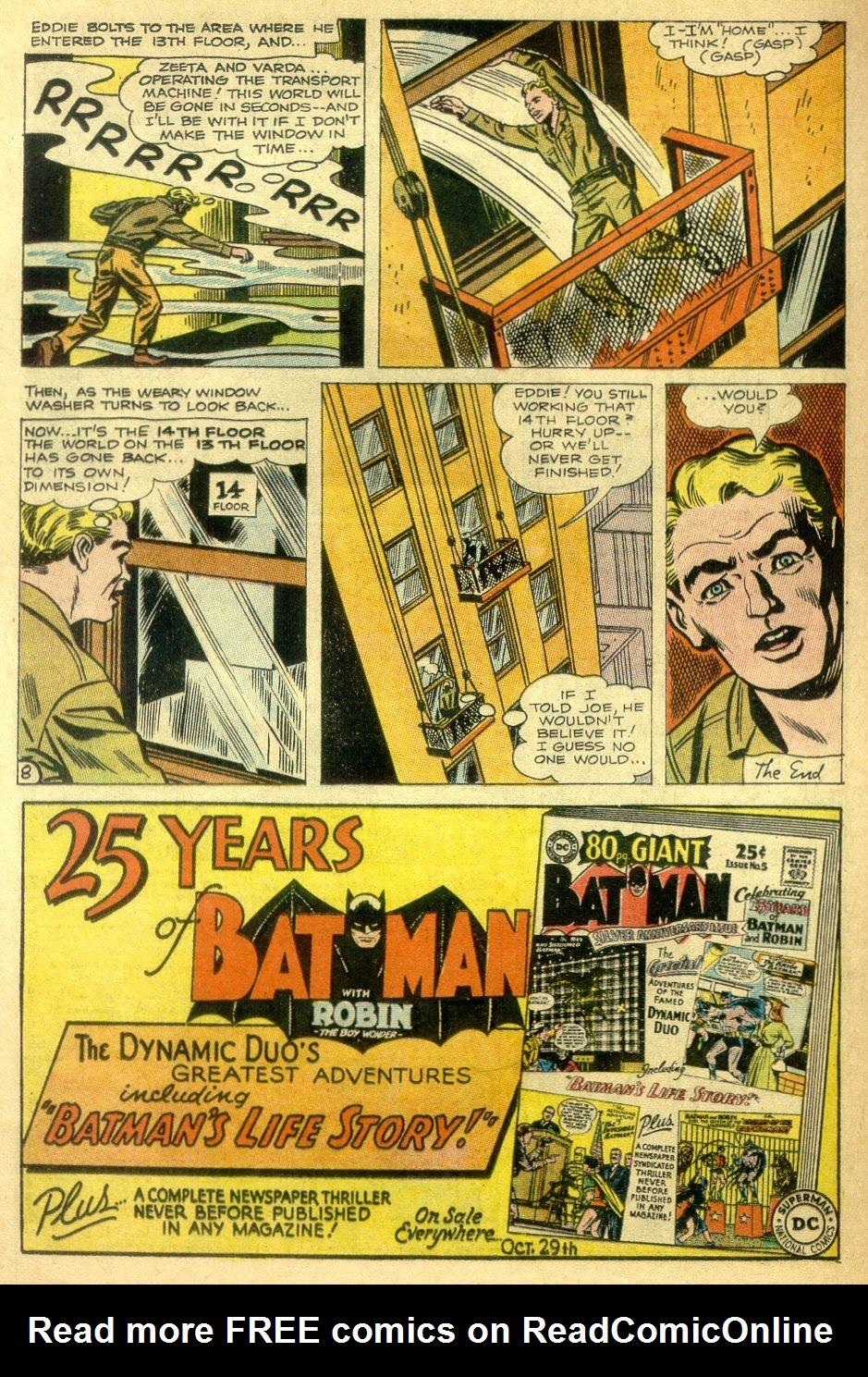Strange Adventures (1950) issue 172 - Page 32