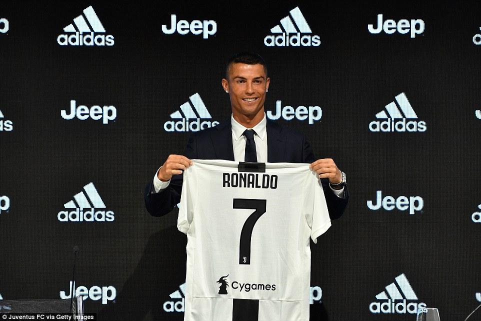 5 Sebab Ronaldo Bakal Berhasil di Juventus