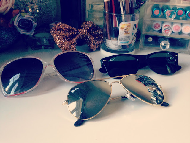 sunglasses haul