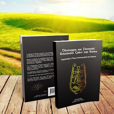 William'SK - Livre : Apprendre à Tirer et Interpréter les Runes
