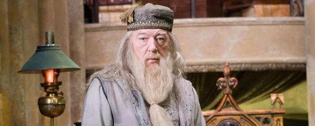 Bruxo do Mês de Outubro: Alvo Dumbledore | Ordem da Fênix Brasileira