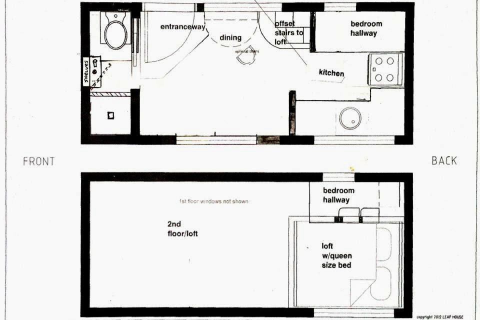 The Floor Plan For My House