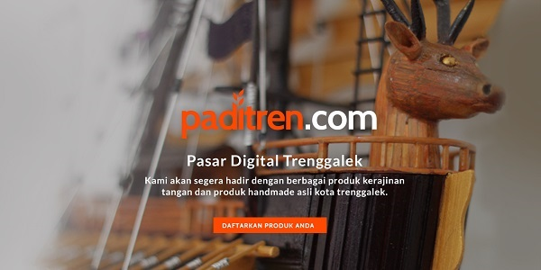 Paditren.com - Solusi Pemasaran Bagi UMKM Trenggalek