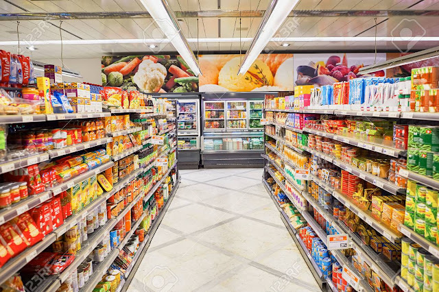 Kinh nghiệm Những lưu ý khi setup siêu thị mini, cửa hàng tạp hóa