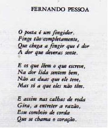 Apenas Escrituras Fernando Pessoa