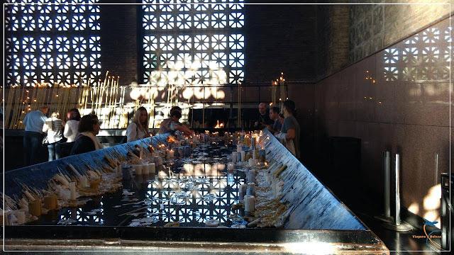 Capela das Velas do Santuário de Aparecida
