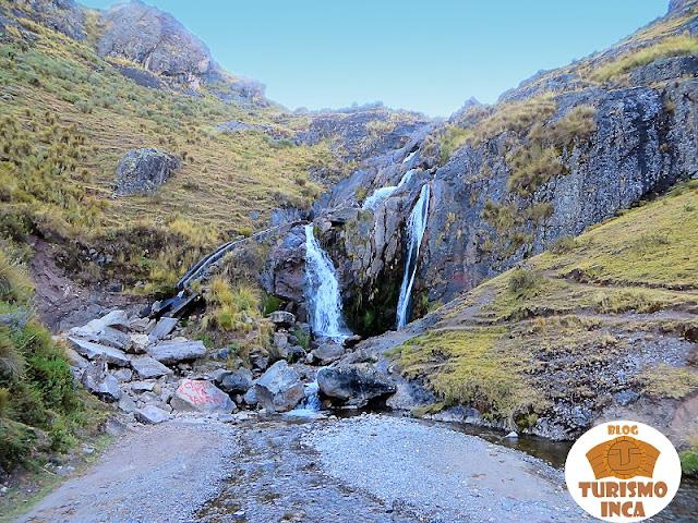 Cascada de Pomora