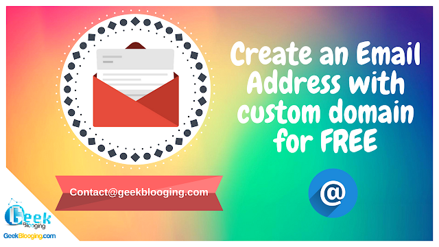 Create-your-Own Custom-Domain-Email-for-Free