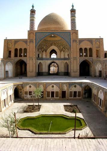 Agha Bozorg, Persi/Iran