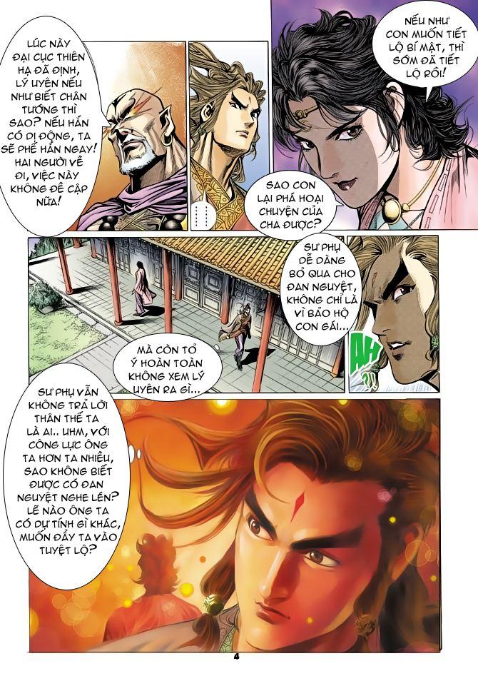 Đại Đường Uy Long chapter 70 trang 4
