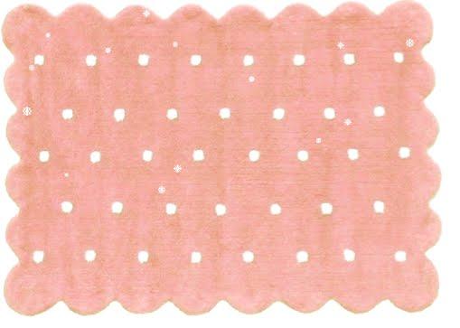 alfombra galleta bebe