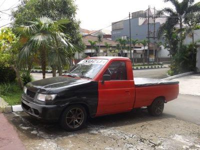 Modifikasi Mobil Panther Pick Up Ceper