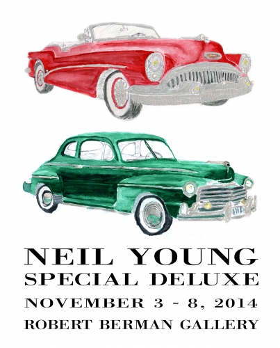 Neil Young - Special Deluxe