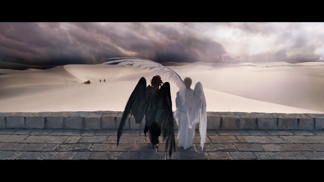 Good Omens: In the Beginning