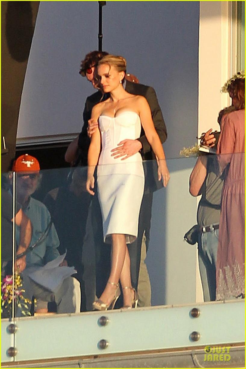 Gossip Journal: Natalie Portman on set of Untitled ...