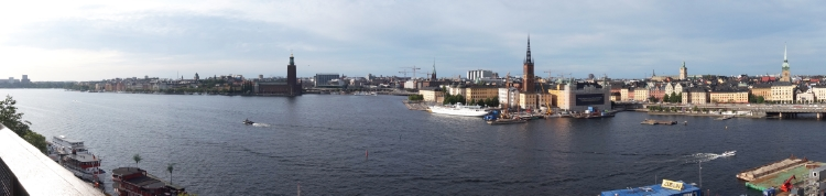 Euriental - fashion & luxury travel. 2 days in Stockholm, Sweden, View from Monteliusvagen