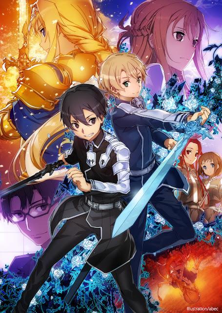 Sword Art Online III Alicization